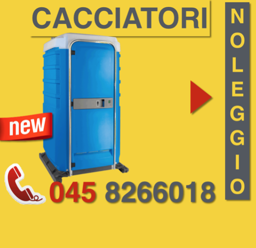 Noleggio Bagni Chimici Verona