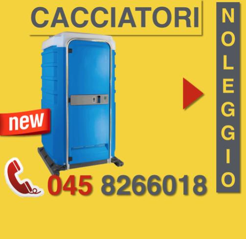 Noleggio Bagni Lago di Garda